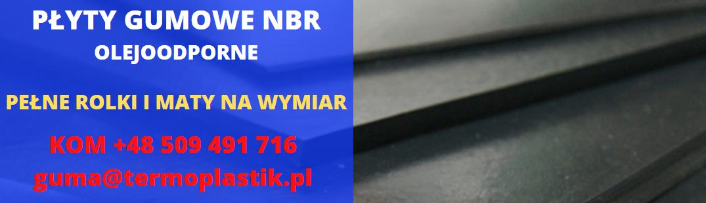 płyty gumowe NBR, płyty gumowe olejoodporne, guma nbr, maty nbr, arkusze nbr, guma olejoodporna, guma nbr